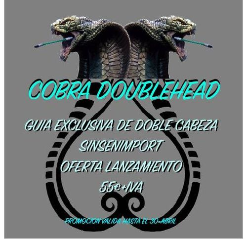 Cobra Double Head