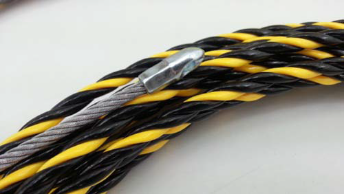 Piton Double head trenzada 30 Mts y 5.4 mm. Fuerte, duradera y flexible